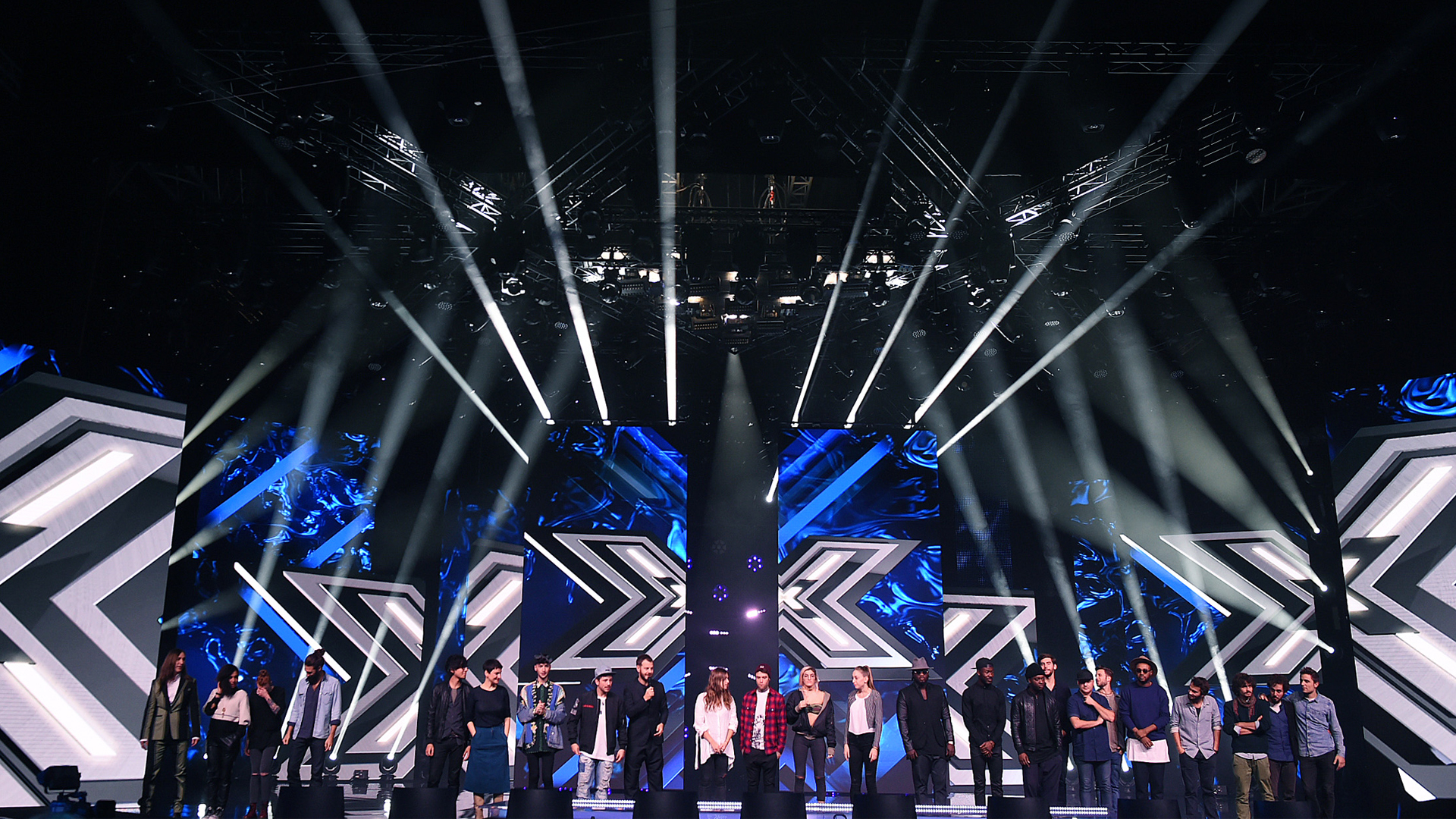Prolights has the X Factor in 2016