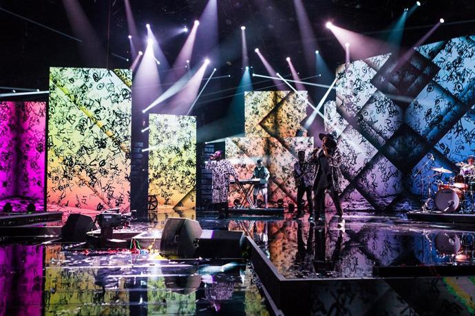 Prolights has the X Factor in 2016
